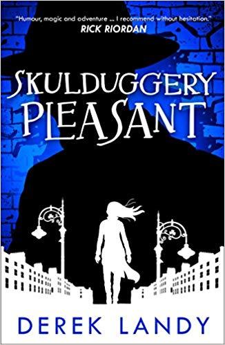 Skulduggery#1